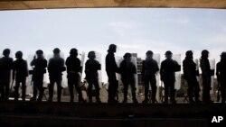 'Yansandan kwantar da tarzoma na kasar Iraqi