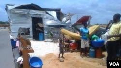 Residentes do zango fazem face a demolições - 2:27