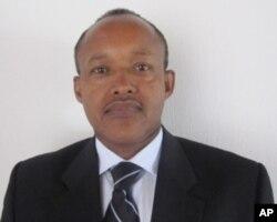 Faustin K. Mbundu, Chairman of the East African Business Council, Tanzania