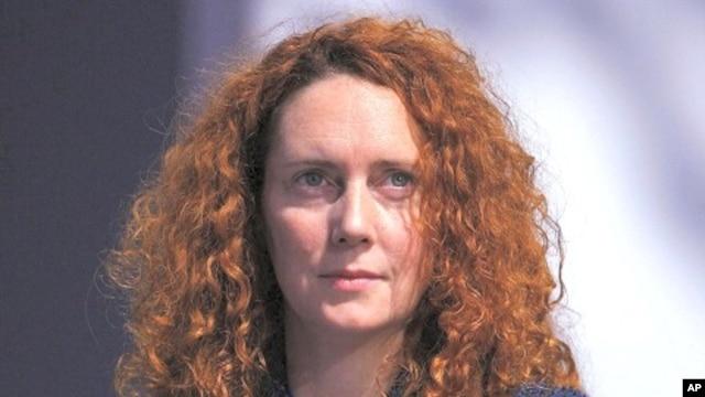 Chief Executive of News International, Rebekah Brooks ( file photo)