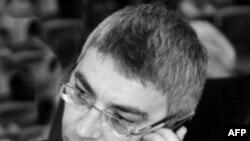 Заступник голови Луганської облдержадміністрації Едуард Лозовський