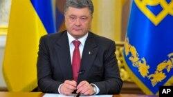 رئيس جمهوری اوکراين، پترو پوروشنکو