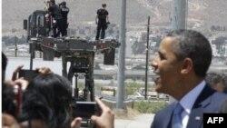 Tổng thống Obama đi thăm El Paso