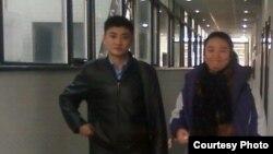 曹順利(女)2010年在北京就被勞教提出訴訟(照片來源博訊)