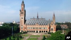 Međunarodni sud pravde