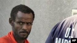 امریکی عدالت نےصومالی بحری قزاق کو تقریباً 30سال کی سزا سنادی