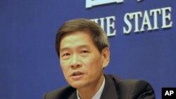 中国外交部副部长张志军(2007年照片,时任中联部副部长)