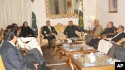 انحلال کابینۀ پاکستان