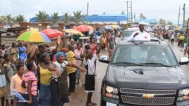 Presidential candidate for the PPP, Dr. Papa Kwesi Ndoum (file photo).