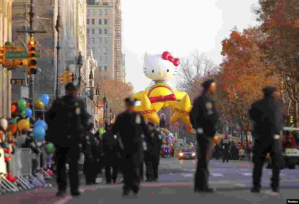 Ամերիկացիները նշում են Գոհաբանության օրը