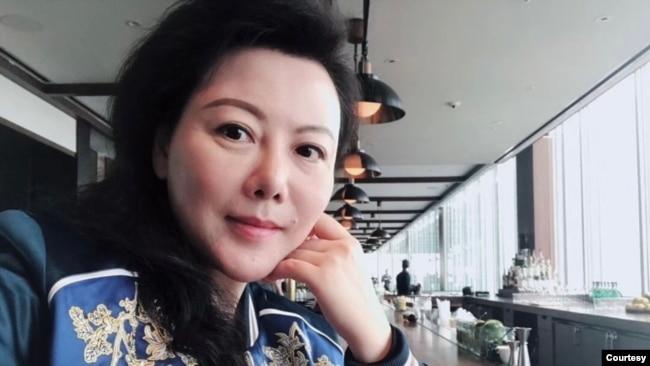 奥斯卡人权奖获得者耿潇男。(耿潇男个人微博)