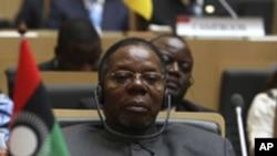 Cố Tổng Thống Bingu wa Mutharika, qua đời vì một cơn đau tim trước đây trong tháng