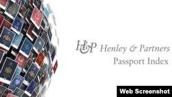 """Henley & Partners şirkətnini """"Pasport indeksi"""""""