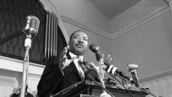 La journée dédiée à Martin Luther King