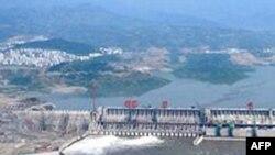 Kineska brana Tri klisure