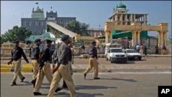 پاکستان میں 2010 کے دوران عبادت گاہوں پر12 خونریز حملے ہوئے
