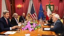 Negociatat bërthamore SHBA – Iran