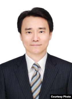 两岸政策协会副理事长陈建仲 (陈建仲提供)