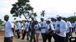 Dia de Combate ao SIDA, Malanje