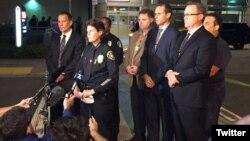 El tiroteo se produjo en un momento de alerta para los agentes de todo el país tras el asesinato este mes de varios policías en Dallas y Baton Rouge, Louisiana.