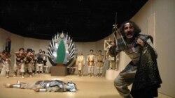 نمایشنامه یادگار زریران به کارگردانی قطب الدین صادقی، اسطوره مرگ زریر برادر گشتاسب در نبرد با تورانیان