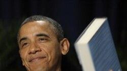 مراسم سالانه دعا و نيايش با شرکت باراک اوباما برگزار شد