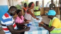 Début de la présidentielle en Guinée-Bissau