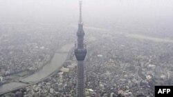 Yaponiyada dünyanın ən böyük inşaatı olan qüllənin tikintisi başa çatır