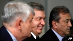 Mirziyoyev o'zini mukofotga loyiq deb bilarmikan?