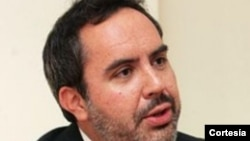 El Director para las Américas en Transparencia Internacional, Alejandro Salas.