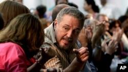 Ông Castro Diaz-Balart, con trai trưởng của cố chủ tịch Cuba Fidel Castro.