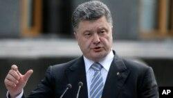 El presidente Petro Poroshenko llamó a elecciones anticipadas el 26 de octubre.