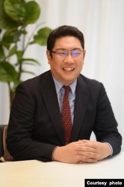 日本关西学院大学国际学部讲师加藤博章(照片提供: 加藤博章)