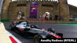Azərbaycan Formula-1 yarışları