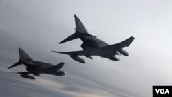 Chiến đấu cơ F4 Phantom của Thổ Nhĩ Kỳ