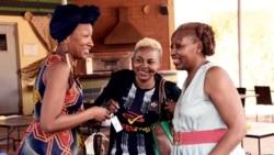 Femmes et Etalon d'or de Yennenga
