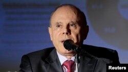 Guido Mantega, antigo ministro brasileiro das Finanças