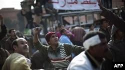 'Mısır Hükümeti Halkı Protestoculara Karşı Kışkırttı'