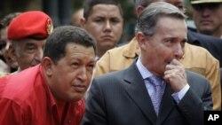 Álvaro Uribe asegura que al final de su segundo mandatado encontró pruebas sobre la presencia de la guerrilla colombiana en Venezuela.