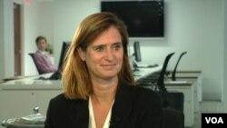 Irene Bram, Izvršna direktorka Fondacije Bertelsman u Vašingtonu.