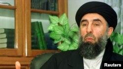 Senhor da guerra Gulbuddin Hekmatyar