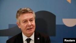 Cao Ủy Thương mại Liên hiệp Châu Âu Karel De Gucht.