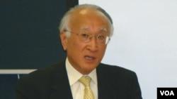 田中仲男 前任國際能源總署署長