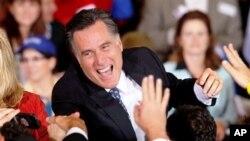 羅姆尼在佛羅里達州共和黨初選中獲勝