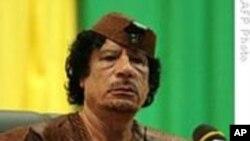 Gaddafi Yace A Raba Nijeriya Tsakanin Kabilunta