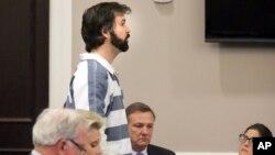 El exoficial Michael Slager será enjuiciado por los cargos de asesinato en octubre.