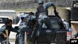 پایتخت افغاستان هدف حمله های چندگانه طالبان قرار گرفت