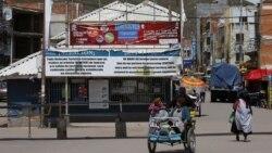 VOA: Informe de Bolivia