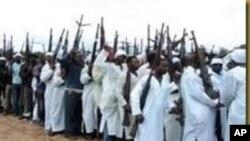 Membros do Boko Haram