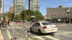 Security Tight Around UN General Assembly